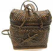 Lidded Basket