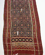 Indian Trade Cloth (Patola)