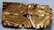 Gold Sheet Fragment