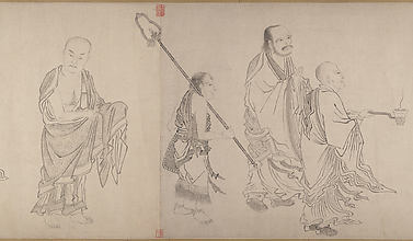 The Sixteen Luohans