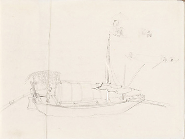 Boats and Figures