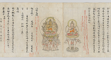 真言諸尊図像抄