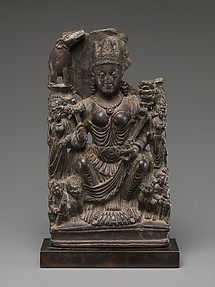 Gaja Lakshmi, Goddess of Fortune