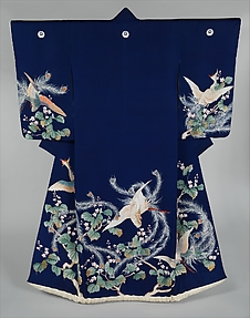 Outer Robe (Uchikake) for a Wedding
