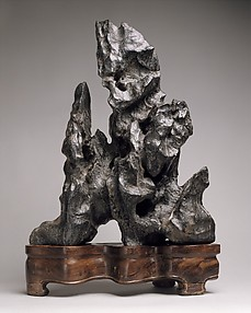 Censer in the Form of Three Mountains