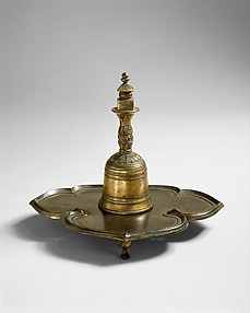 Three-Footed Stand (Kongban) for Buddhist Ceremonial Objects