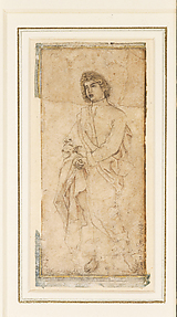 Study of Saint John the Evangelist, After Albrecht Dürer