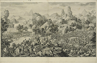 Lifting the Siege of the Black River Camp