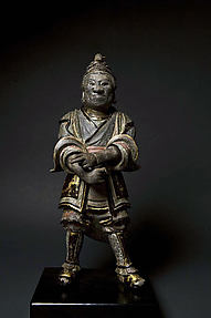 One of Four Divine Generals from the Twelve Divine Generals (Jnishinsho)