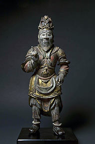 One of Four Divine Generals from the Twelve Divine Generals (Jūnishinsho)