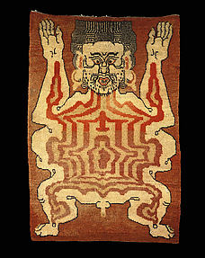 Carpet of Flayed Man