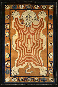 Carpet of Flayed Elephant