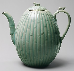 Melon-Shaped Ewer