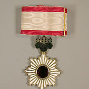 Insignia, Medal and Button