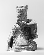 Figure of a Seated Musician