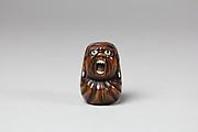 Netsuke of Head