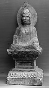 Seated Amida