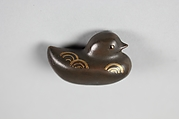 Netsuke of Bird