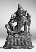 Seated Manjushri