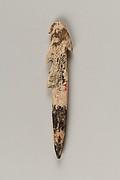 Arrowheads, needles, hooks and harpoons