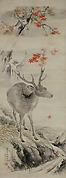 Deer by Mountain Stream