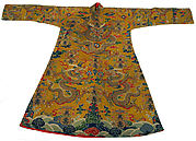 Lay Aristocrat's Robe (Chuba)