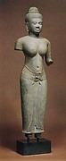 Standing Female Deity, probably Uma
