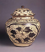 Covered Jar (Guan shape)