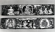 Pair of Hindu Manuscript Covers