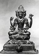 Seated Brahma