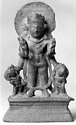 Surya (The God of the Sun) with Attendants
