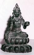 Seated Bodhisattva