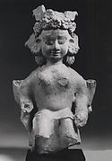 Seated Female Goddess