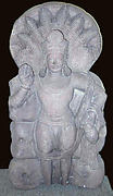 Standing Nagaraja (Study Collection)