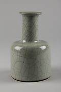 Vase in the Shape of a Small Mallet