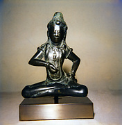 Seated Vajrasattva