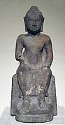 Seated Buddha with Legs Pendant