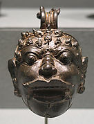 Pellet Bell in the Form of a Kala Head