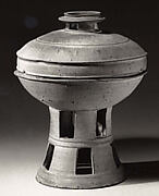 Footed Cup with Lid