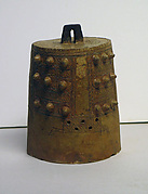 Ceramic Model  of a Bronze Bell