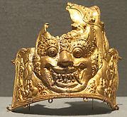 Section of an Armband with Kala Motif