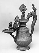 Sacrificial Vase or Lamp with Ladle (Arti)