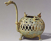 Incense Burner with Dragon Spout