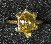 Ring with Turtle