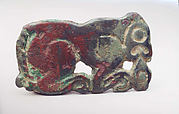 Belt Plaque in the Shape of a Crouching Carnivore