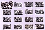 Sixteen Belt Ornaments