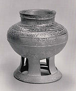 Urn with Foot