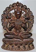 Surya, the Hindu Solar Deity