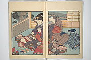 Volume 3 of Unknown Erotic (Shunga) Set