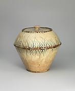 Freshwater jar (Mizusashi)